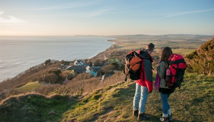 #68 - Follow the clifftop trails on the Isle of Wight coast path