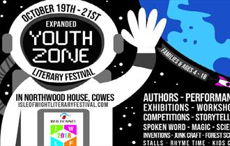Isle of Wight, Literary Festival, Things to Do, Childrens Event