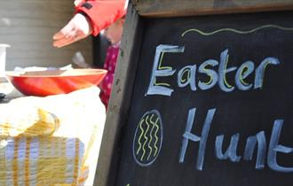 Isle of Wight, Things to Do, Easter Events, Childrens Events, Easter Hunt, Arreton Barns