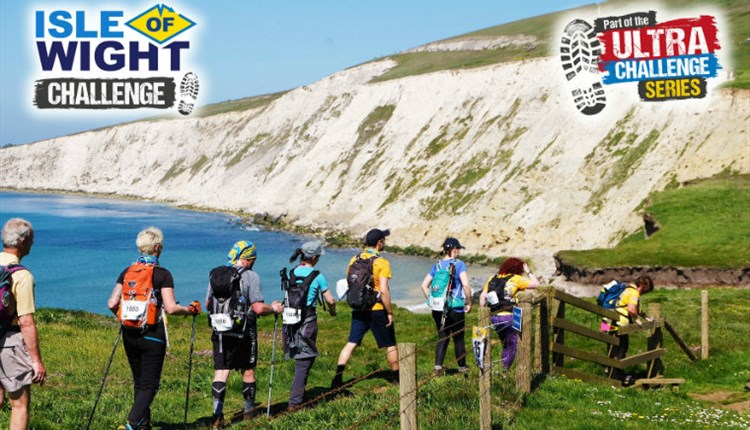 Isle of Wight, Things to Do, Endurance Walking Event, Isle of Wight Challenge