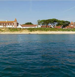 Bembridge Coast Hotel - Isle of Wight hotels