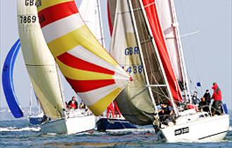 Round the Island Race - POSTPONED