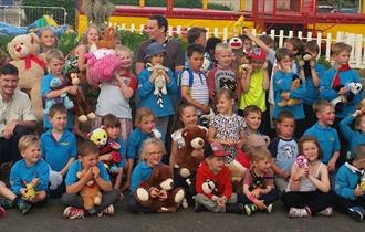 What's On Isle of Wight - Scouts Giant Teddy Bears Picnic