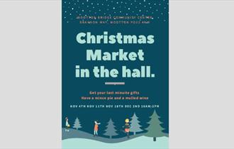 Christmas Market in the Hall