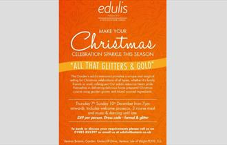 All that Glitters & Gold Christmas Party