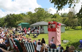#19 - Watch Punch and Judy wreak havoc on a Royal Beach at Osborne