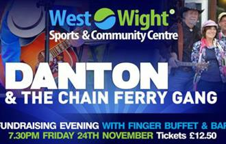 Danton & The Chain Ferry Gang Live