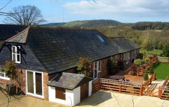 Isle of Wight, Accessible Accommodation, Self Catering, Red Barn Holidays, Rookley