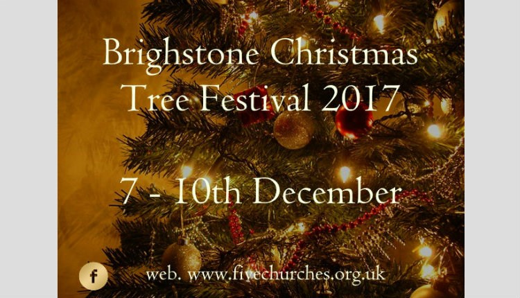 The Spectacular Brighstone Christmas Tree Festival (Long Weekend)