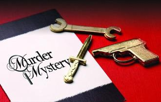 Murder mystery event at The Spinnaker, Bembridge, Isle of Wight, What's On