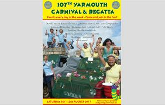 107th Yarmouth Carnival and Regatta