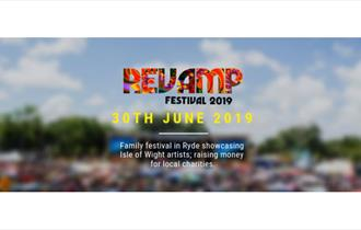 ReVamp Family Festival - Music, bands, DJs, family entertainment - Ryde, Isle of Wight
