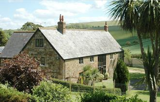 Rowborough Stone Barn - bed and breakfast, Isle of Wight