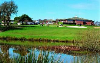 Things to Do Isle of Wight - Shanklin & Sandown Golf Club