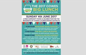The 2017 Cowes Big Lunch