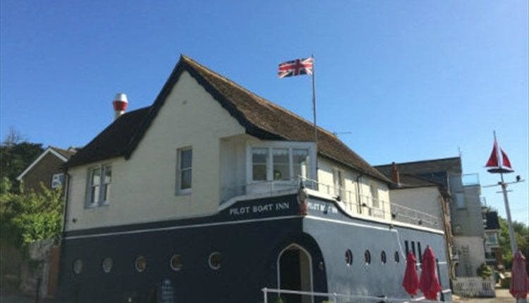 Bed and Breakfast Isle of Wight - The Pilot Boat Inn